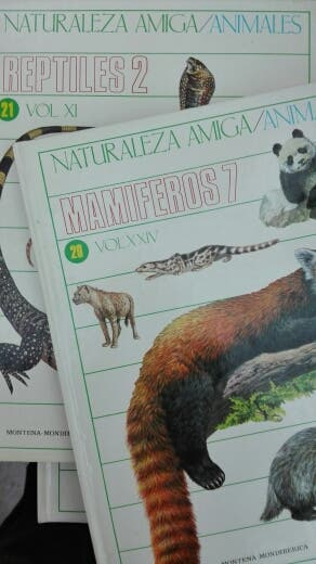 Enciclopedia Naturaleza Amiga
