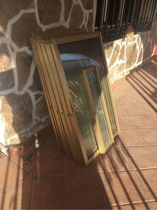 Se venden ventanas de aluminio