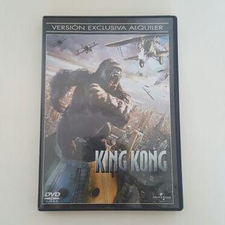 DVD King Kong