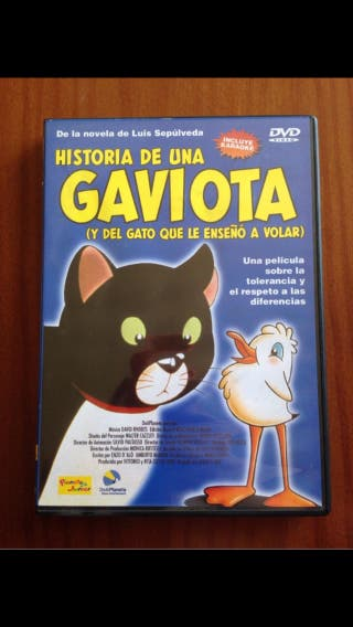Dvd cuento