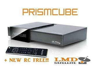 Ab IPBox Prismcube Rubí Doble Sintonizador de HD