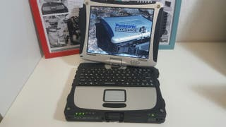 Panasonic Toughbook CF19 MK4 i5