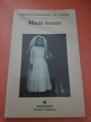 libro María Bonita Ignacio Martínez de Pisón
