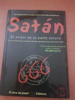 Libro Satán, el poder de la parte oscura