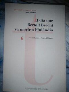 El día que Bertolt Brecht va morir a Finlandia