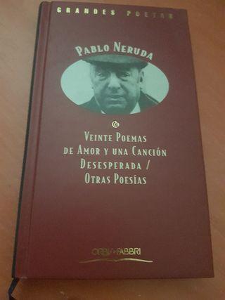 Pablo Neruda: veinte poemas de amor y una canción