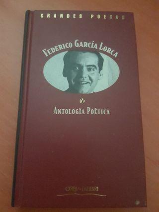 Federico Garcia Lorca: antología poética