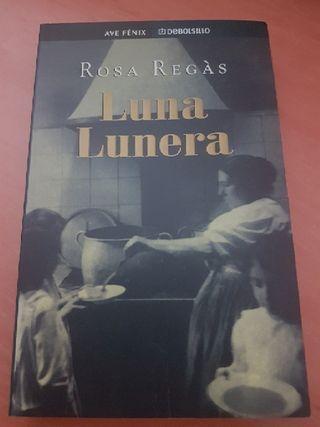 libro Luna Lunera de Rosa Garces