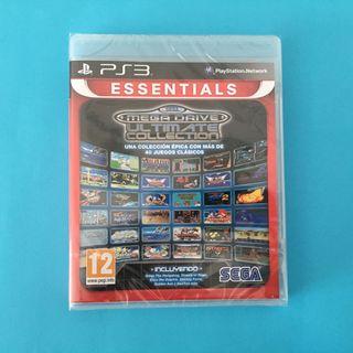 Mega Drive Ultimate PS3 Nuevo