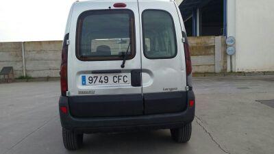 Renault kangoo 4x4