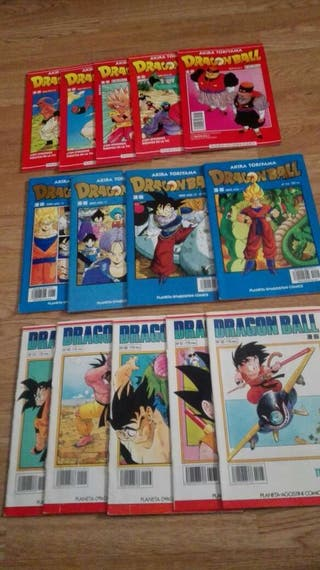 Comics Dragon Ball para coleccionistas