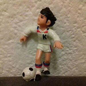 Figura PVC serie SUPERGOL, Rafael (raro)