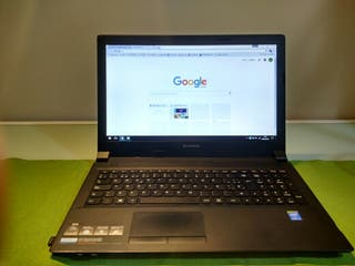 Ordenador portatil Lenovo 15.6 core i5-4210U