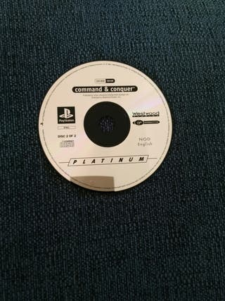 command and conquer CD 2