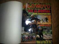 Revista Solo Moto 30. De Enero a Diciembre 1990