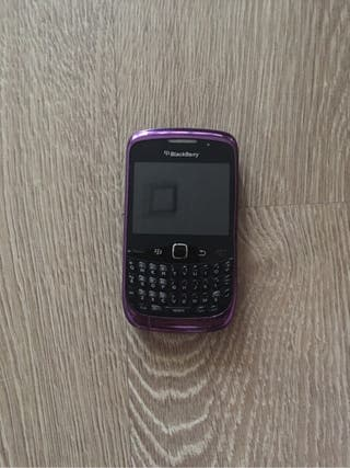 Blacberry curve morado
