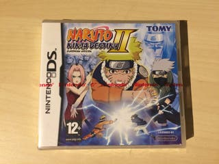 Naruto Ninja Destiny 2 NDS