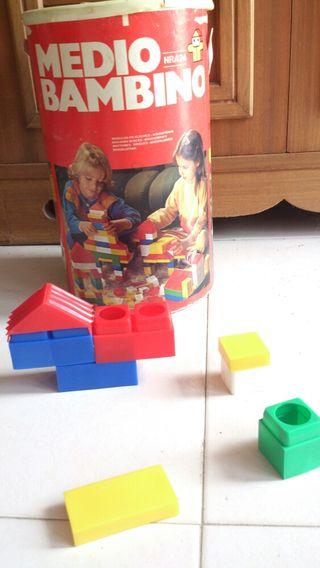 juguete de piezas para montar