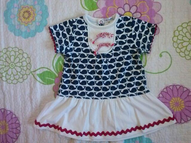 84283625c Vestido Dulce de fresa (Top Baby) 12 meses de segunda mano por 10 ...