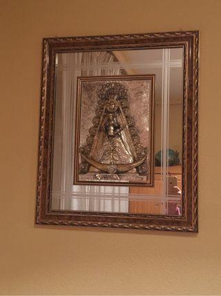Cuadro Virgen del Rocio