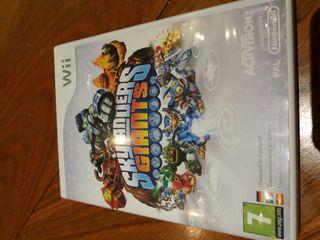 juego skylanders de Wii