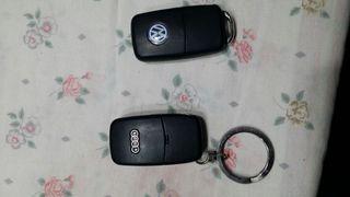 llaves mando
