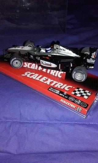 maqueta scalextric McLaren