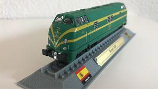 Precioso tren locomotora española Talgo 340