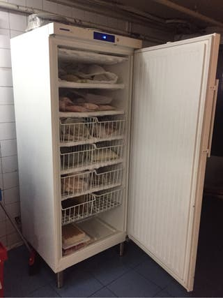 Congelador vertical Liebherr ProfiLine