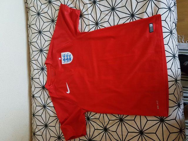 Camiseta fútbol M Inglaterra