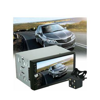 Reproductor multimedia con pantalla táctil de 7Cam