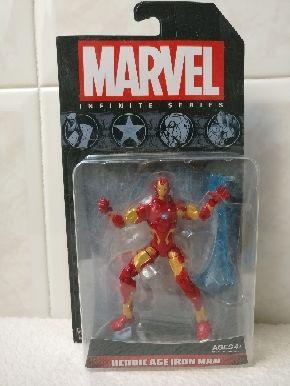 Marvel Universe - Iron Man Heroic Age