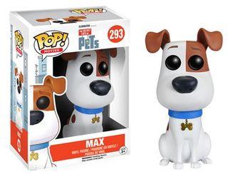 Funko Pop - Mascotas Max 293