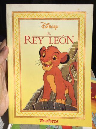 Libro El Rey Leon