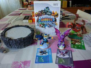 Pack Skylanders Giants Wii