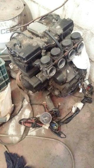 motor suzuki gsxr 600 100cv