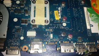 placa base pawgc la-6757p