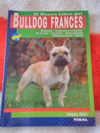 libro bulldog frances