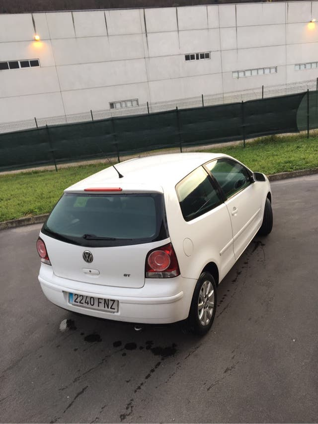 Volkswagen Polo 2007 ¡¡40000km!!