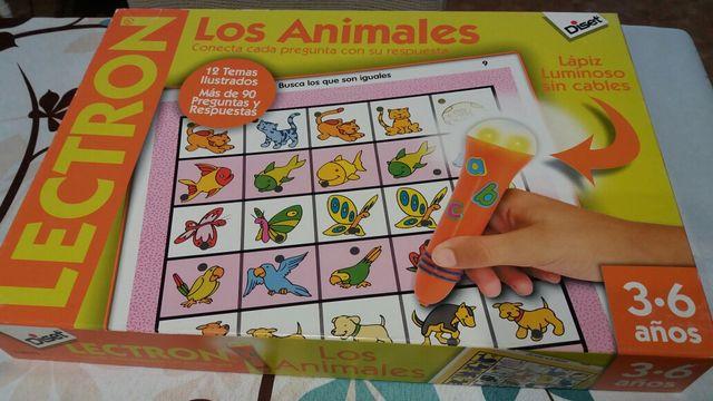 Juego Ninos Y Ninas Los Animales 3 6 Anos De Segunda Mano Por 8 En