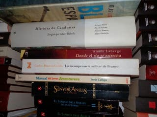 77 Libros 120€