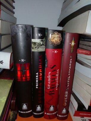 77 libros 120€ (sale a 1,55e aprox el libro)