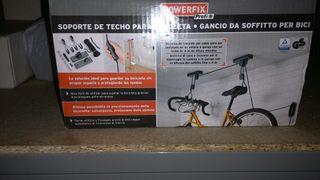 Soporte bicicleta para colgar bicis