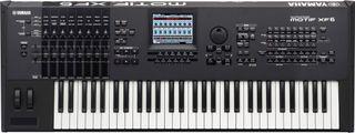 teclado piano yamaha motif xf6