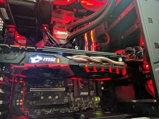 PC GAMING MSI GTX 1070