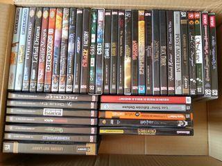 Lote 40 juegos PC clásicos
