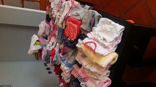 lote ropa bebe niña