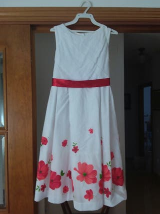 vestido niña talla 8 años