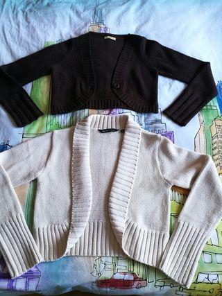 chaquetas chica