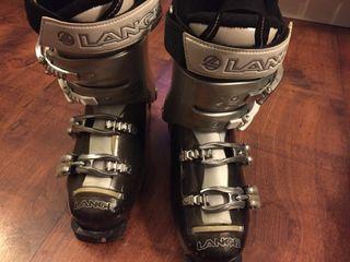Botas de esquí de mujer Lange Exclusive 9